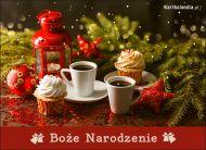eKartki elektroniczne z tagiem: Bożonarodzeniowa Kawa Bożonarodzeniowy poczęstunek,