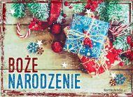 eKartki Boże Narodzenie Gwiazdkowe prezenty,