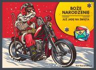 eKartki elektroniczne z tagiem: Kartka bożonarodzeniowa Już jadę na święta...,