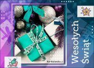 eKartki Boże Narodzenie Kartka Prezenty,