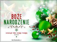 eKartki Boże Narodzenie Magia Bożego Narodzenia,