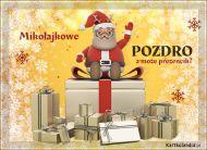 eKartki Boże Narodzenie Mikołajkowe Pozdro,