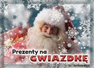 eKartki elektroniczne z tagiem: Mikołaj Prezenty na Gwiazdkę,