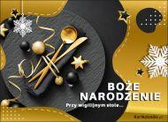 eKartki elektroniczne z tagiem: Bożonarodzeniowa Wigilia Przy wigilijnym stole...,