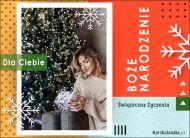 eKartki Boże Narodzenie Przy świątecznym drzewku...,