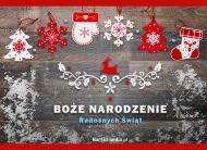 eKartki Boże Narodzenie Radosnych Świąt!,