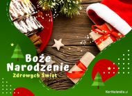 eKartki Boże Narodzenie Urok świąt!,
