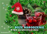 eKartki Boże Narodzenie W tym świątecznym dniu,