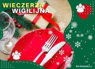 eKartki Boże Narodzenie Wieczerza wigilijna,