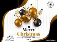 eKartki elektroniczne z tagiem: Bożonarodzeniowe Bombki Świąteczna kartka dla Ciebie,