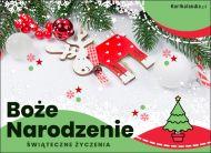 eKartki Boże Narodzenie Świąteczna poczta,