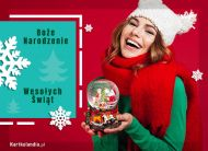 eKartki Boże Narodzenie Świąteczna radość!,