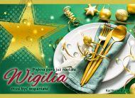 eKartki elektroniczne z tagiem: Kartka bożonarodzeniowa Wspaniała Wigilia,