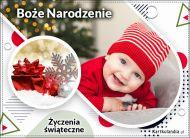 eKartki elektroniczne z tagiem: Kartka bożonarodzeniowa Wyjątkowe Boże Narodzenie,