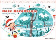 eKartki Boże Narodzenie Wymarzone Boże Narodzenie,