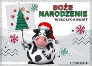 eKartki elektroniczne z tagiem: Mikołaj Życzę Wesołych Świąt!,