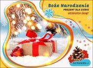 eKartki elektroniczne z tagiem: Kartka bożonarodzeniowa Życzenia Wesołych Świąt!,