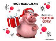 eKartki Boże Narodzenie Z życzeniami...,