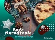 eKartki elektroniczne z tagiem: Bożonarodzeniowe Ciasteczka Zapach świąt!,