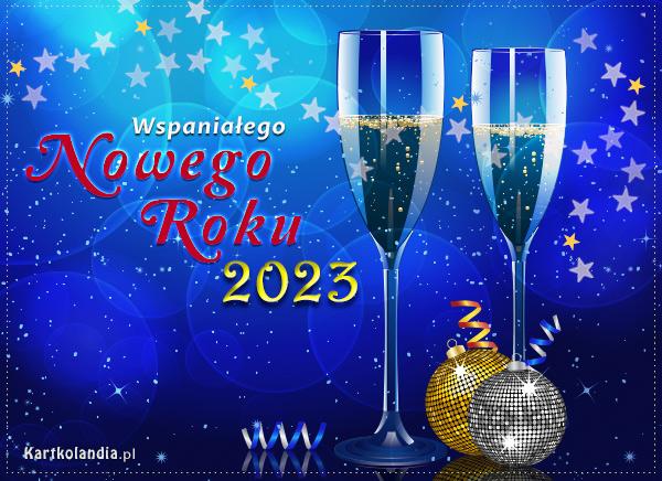Toast na Nowy Rok