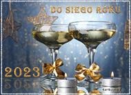 eKartki elektroniczne z tagiem: e-Kartka noworoczna Do siego roku,