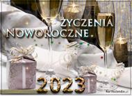 eKartki Nowy Rok Gdy Nowy Rok nadchodzi,