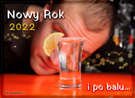 eKartki Nowy Rok I po balu,