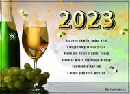 eKartki Nowy Rok Jeden krok w Nowy Rok 2019,