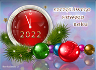 eKartki Nowy Rok Kartka na Nowy Rok 2015,