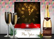 eKartki elektroniczne z tagiem: e-Kartka noworoczna Kartka na Nowy Rok 2015,