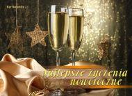 eKartki Nowy Rok Najlepsze życzenia,