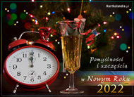 eKartki Nowy Rok Noworoczna e-Kartka,