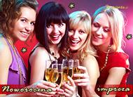 eKartki Nowy Rok Noworoczna impreza,