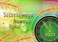 eKartki Nowy Rok Noworoczne szczê¶cie,