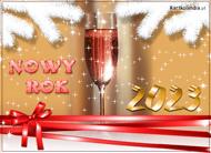 eKartki Nowy Rok Noworoczny prezent,