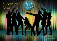 eKartki Nowy Rok Sylwester Party,