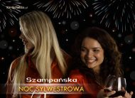 eKartki Nowy Rok Szampañska noc ,