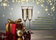 eKartki Nowy Rok Szczęścia w Nowym Roku,