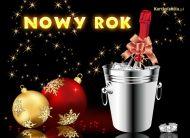 eKartki Nowy Rok Toast noworoczny,