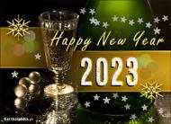 eKartki Nowy Rok Toast za Nowy Rok,