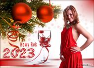 eKartki Nowy Rok Urok Nowego Roku,