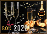 eKartki elektroniczne z tagiem: e-Kartka noworoczna Wspania�y rok 2015,