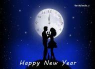 eKartki Nowy Rok Wyjątkowa Noc,