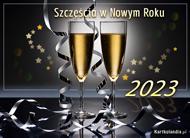 eKartki elektroniczne z tagiem: e-Kartka noworoczna Z okazji Nowego Roku 2015,