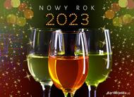 eKartki Nowy Rok Z życzeniami,