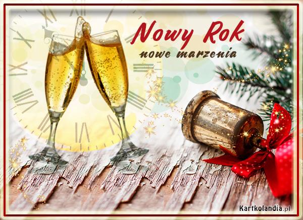 Nowy Rok - Nowe marzenia!