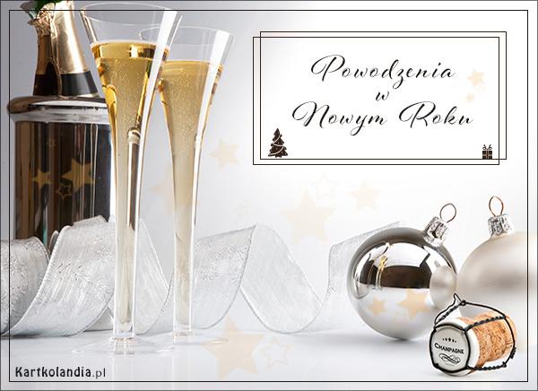Powodzenia w Nowym Roku!