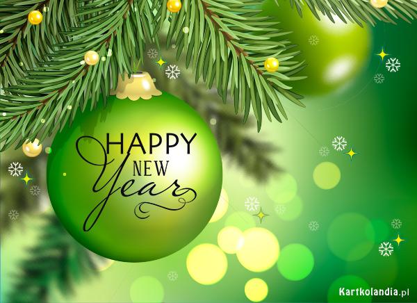 W tym Nowym Roku ...