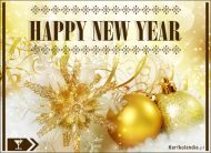 eKartki Nowy Rok Happy New Year,