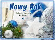 eKartki Elektroniczne Kartka na Nowy Rok,